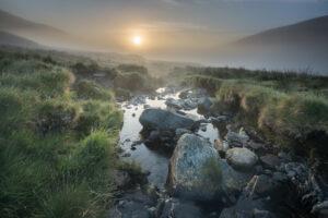 Mist-At-Sunrise-Snowdonia-Wales